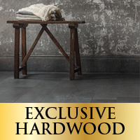Exclusive hardwood on sale