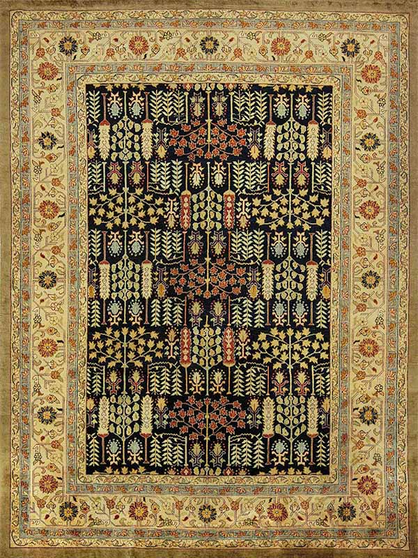 9x12 one of a kind chinese hand made rug